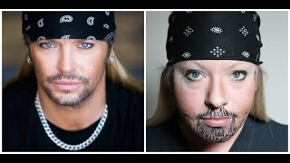 How To Look Like Bret Michaels Tutorial