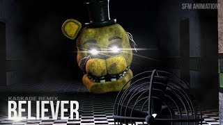 [SFM] Believer [Kaskade Remix] by Imagine Dragons | Full Animation