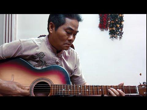 Độc Tấu Vọng Cổ Dây Kép (Hò Nhất) Câu 12 _ Tư Điệp Đờn Guitar Phím Lõm - Guitar Solo