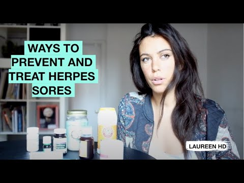 How to Prevent and Cure Herpes Sores