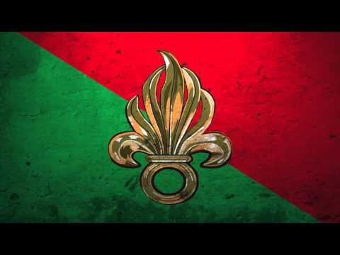 Legion Etrangere - French Foreign Legion - Free French
