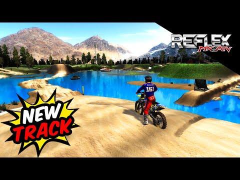 NEW GRIPENDELL NATIONAL - Wild Track Design! - MX Vs ATV Reflex