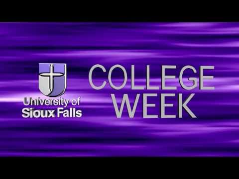 New vs Old - University of Sioux Falls College Week Intros