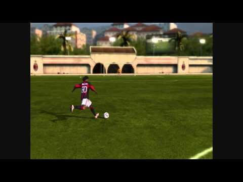 Fifa 11 Ultra Curve Kick Tutorial