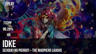 idke | Demetori - Seijouki no Pierrot ~ The MadPiero Laughs [Apollo Hoax Theory] +HR 99.28% 732pp #2 thumbnail