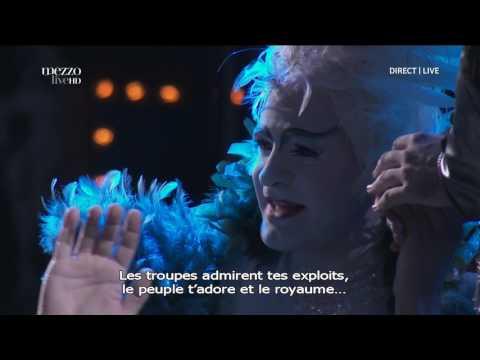 Vinci opera  Artaserse l'Opera de Nancy 2012 11 10