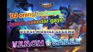 Dj tik tok orang berkarya bukan sekedar gaya versi mobile legends bang bang