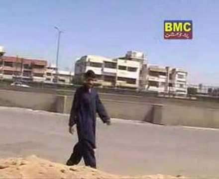 Balochi Song By Muslim Hammal - Allah Tara Byari