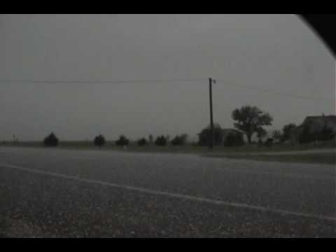 27 May 2008  Hail  Ellis county Kansas