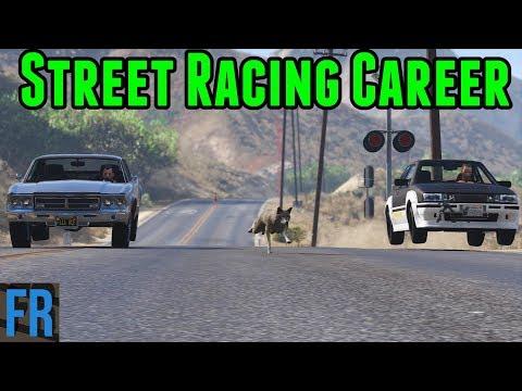 Street Racing Career - Gta 5 Mods