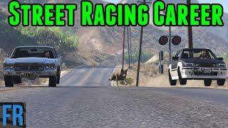 Street Racing 'Career' - Gta 5 Mods