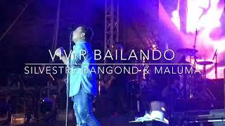 Vivir Bailando - Silvestre Dangond & Maluma Completo Full  . Suscríbase Si Quiere Ver Mas..