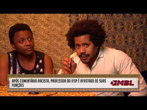 UGANDA CONNECTION   14/03/18   Racismo na FGV, racismo no IFSP e primeiro senador negro na Itália