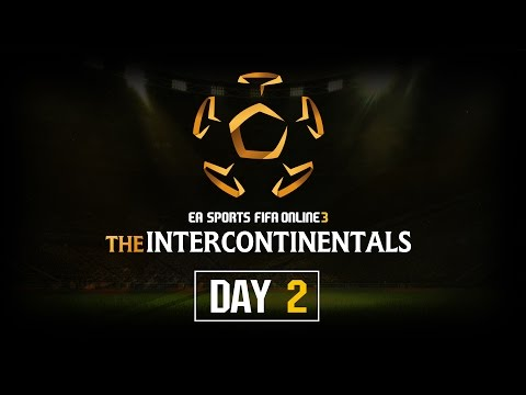[ Finals ] FIFA Online 3 : The Intercontinentals 2016