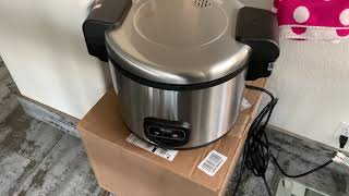 New commercial Rice Cooker