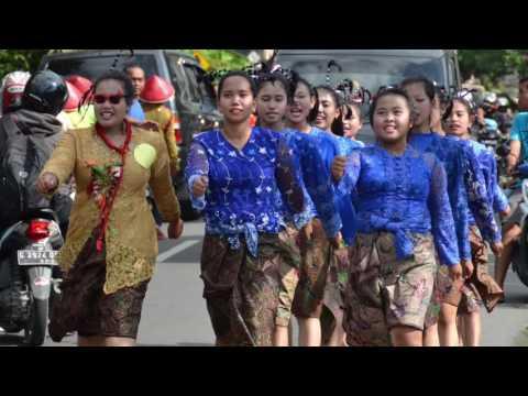 Danawarih Carnival of Indonesia Independence Day 2016