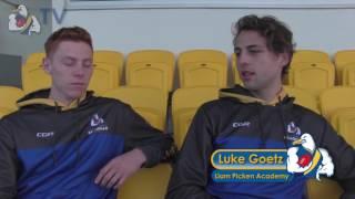 Liam Picken Academy raises funds for Les Twentyman Foundation