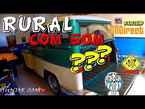 Rural c/ SOM??? Lata dura tbm pula!!! Grave Absurdo...Review CN DIRECT...☢JuNiOr SoM♛®