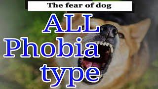 List of Phobias || Phobia types