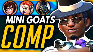 Overwatch | What Is MINI-GOATS + How Is It Being Played In Role Lock!