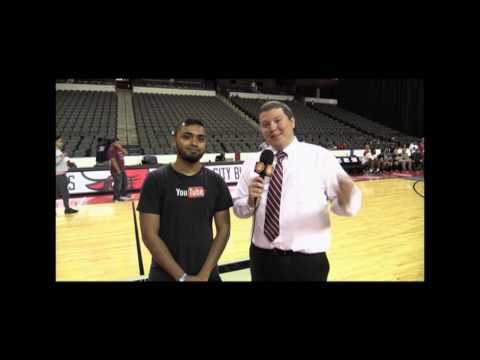 NBA 2K17 Tournament at Sears Centre (Home of the Windy City Bulls) Ft. @SubTheGamer
