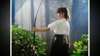 Best Cosplay Of Kyudo By Coser Lia Chao