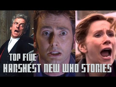 Top 5 Harshest Doctor Who Stories (New Series)