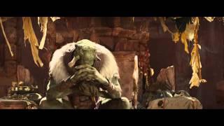 John Carter: Entre Dois Mundos - Trailer Macacos Brancos dublado