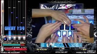 【beatmania IIDX 21 SPADA】ⅡDXラー8人でプレイしてみた