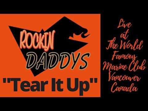 Rockin Daddys Tear It Up Rockabilly Music