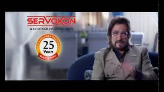 Servokon India's Best Servo Voltage Stabilizer & Online UPS Manufacturer | Mr Shakti Kapoor