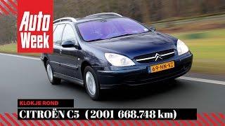 Klokje Rond - Citroën C5 2.0 HDI (2005 / 668.748 km)