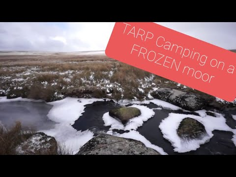 A freezing camp on Dartmoor 12.3.13.  This is now my 10th wild camp!