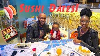 SUSHI | Family Dinner Date!