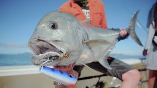 MADAGSACAR - FISHING EXPEDITION - CATAMARAN - GT