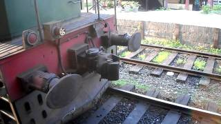 Railway Automatic Coupling