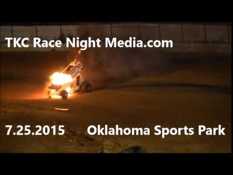 Brett Wilson Fire Ball at Oklahoma Sports Park 7.25.2015