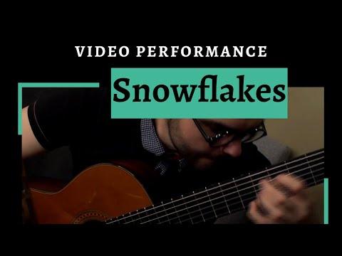 Flocons de neige (Snowflakes) -  Frederic Costantino