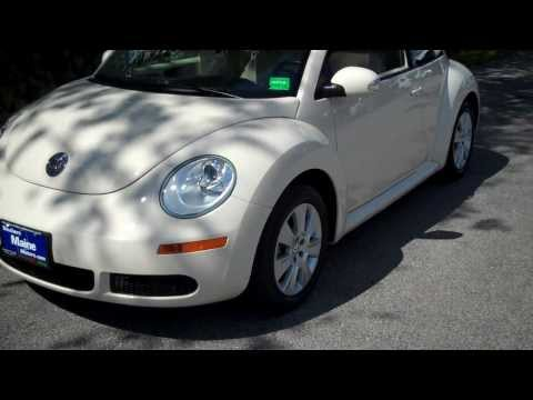 2009 Volkswagen Beetle 2.5L for John at Southern Maine Motors Saco Maine Portland Lewiston Bangor