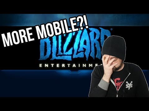 Blizzard RESPONDS to Diablo Immortal BACKLASH with MORE MOBILE GAMES! | RGT 85