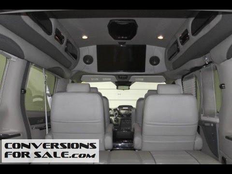 Ford Transit Conversion Vans For Sale Utah
