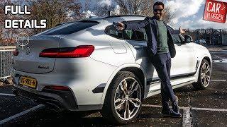 INSIDE the NEW BMW X4 M40i 2019 | Interior Exterior DETAILS w/ REVS