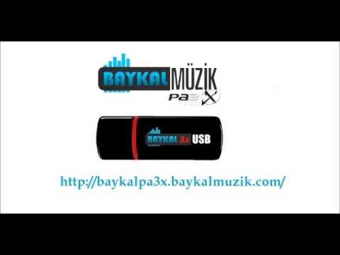 Baykal 3x USB - 4/4 Klasik - 3x