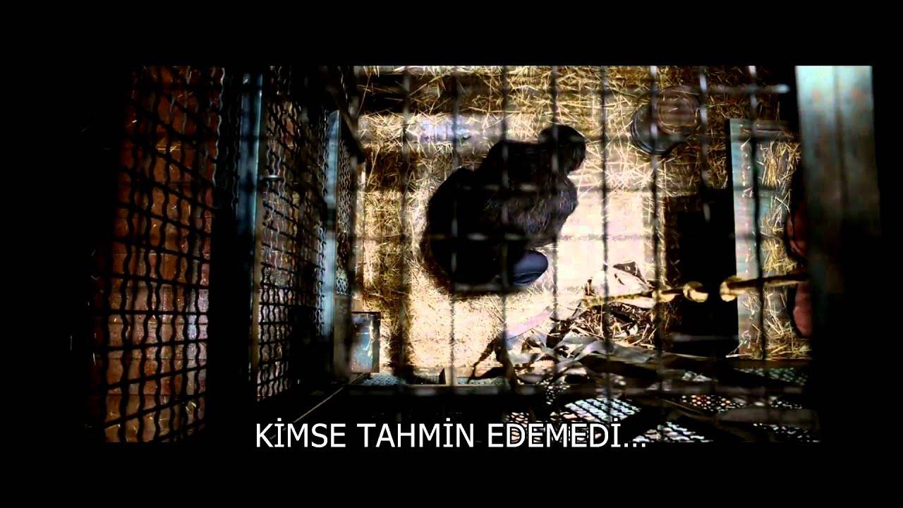 Maymunlar Cehennemi Başlangıç Türkçe Altyazılı Fragman 2011 Hd