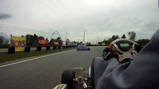 Essai Tony kart 2011 EVR - X30 par Sebastien Thouvenot