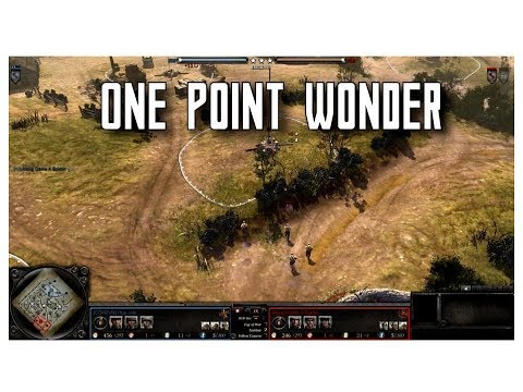 COH2 Cast: One Point Wonder Game