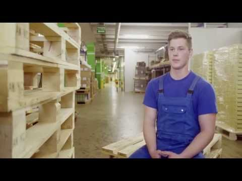 ausbildung zum industriemechaniker bei der k serei champignon youtube. Black Bedroom Furniture Sets. Home Design Ideas