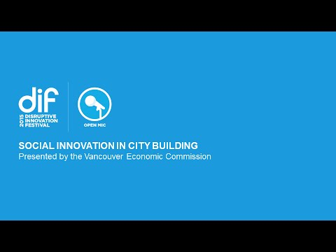 Social Innovation in city Building DIF 2015