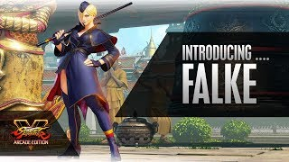 SFV: Character Introduction Series - Falke