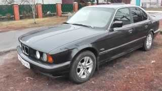 BMW 5 E34 - цена, фото, тест-драйв, характеристики, видео и отзывы владельцев